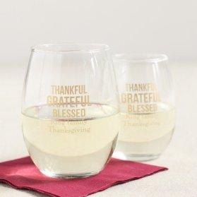 thanksgiving-stemless-wine-glasses
